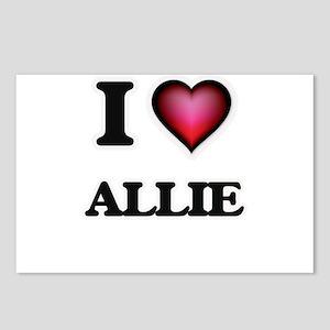 I Love Allie Postcards (Package of 8)