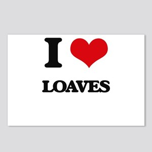 I Love Loaves Postcards (Package of 8)