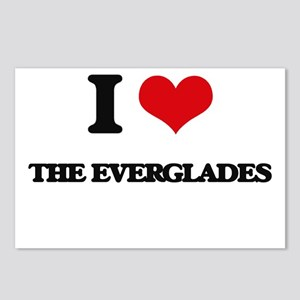 the everglades Postcards (Package of 8)