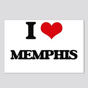 I Love Memphis Postcards (Package of 8)