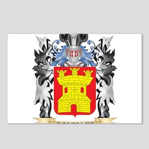 Gonzalez Coat of Arms - F Postcards (Package of 8)