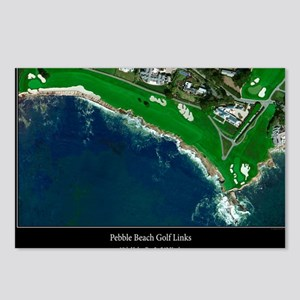 Pebble Beach 18th Hole Postcards (Package of 8)