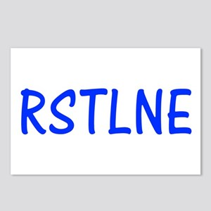 RSTLNE Postcards (Package of 8)