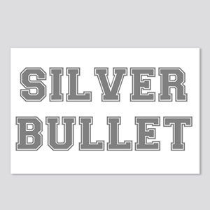 SILVER BULLET Postcards (Package of 8)