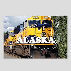 Alaska Railroad Postcards (Package of 8)