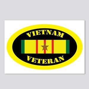 vietnam-oval-1 Postcards (Package of 8)