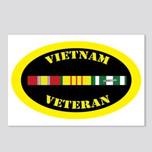 vietnam-oval-0-1 Postcards (Package of 8)