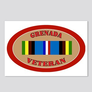 grenada-Expeditionary-ova Postcards (Package of 8)
