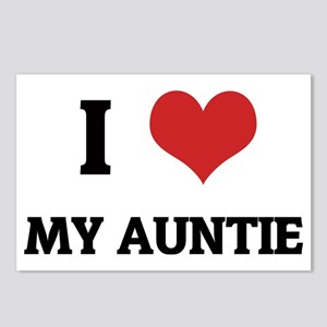 MY AUNTIE Postcards (Package of 8)