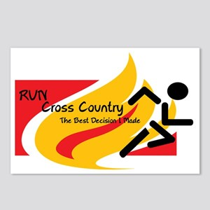 Cross Country Postcards (Package of 8)