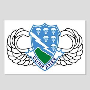 Army-506th-Infantry-Regim Postcards (Package of 8)