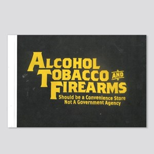 ATF Postcards (Package of 8)