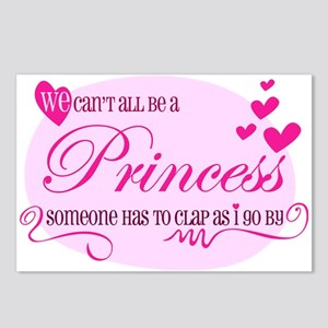 I'm the Princess Postcards (Package of 8)