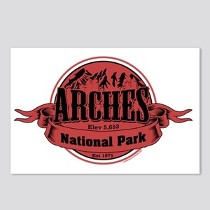 arches 2 Postcards (Package of 8)