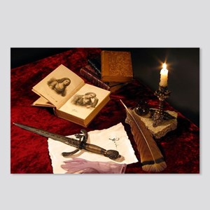 Medieval Still Life Postcards (Package of 8)