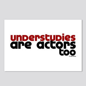 Understudies Postcards (Package of 8)