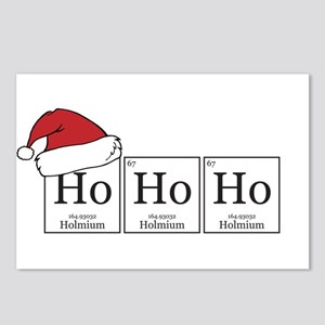 Ho Ho Ho [Chemical Elements] Postcards (Package of