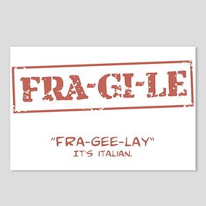 FRA-GI-LE [A Christmas Story] Postcards (Package o
