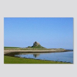 Holy Island Postcards (Package of 8)
