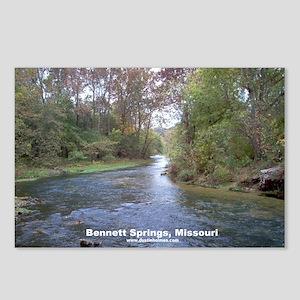 Bennett Springs Postcards (Package of 8)