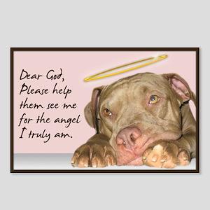 True Angel Postcards (Package of 8)
