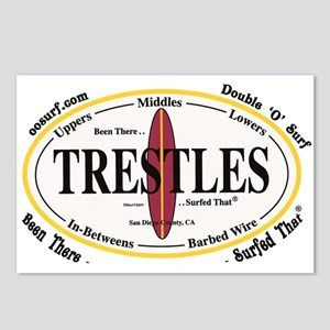Trestles Surf Spots Postcards (Package of 8)