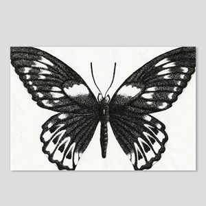 butterflydarksm Postcards (Package of 8)