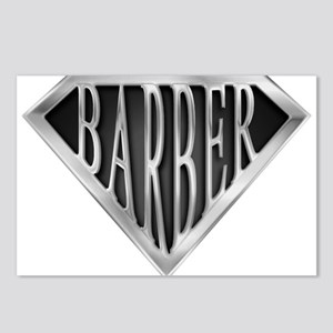 spr_barber_chrm Postcards (Package of 8)