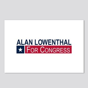 Elect Alan Lowenthal Postcards (Package of 8)