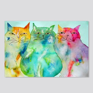 Haleiwa Cats 250 Postcards (Package of 8)