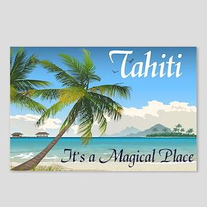 tahiti 20x28 Postcards (Package of 8)