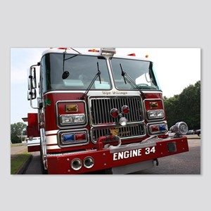 Engine 34 Postcards (Package of 8)