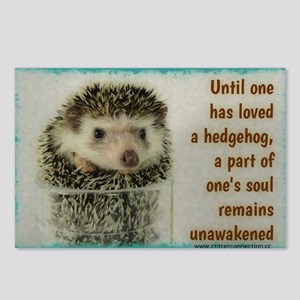 Until one has loved a hed Postcards (Package of 8)
