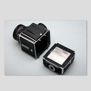 Medium format film camera - Postcards (Pk of 8)