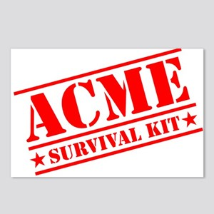 ACME Survival Kit Postcards (Package of 8)
