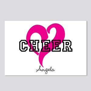 Love Cheer Heart Postcards (Package of 8)