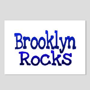 Brooklyn Rocks Postcards (Package of 8)