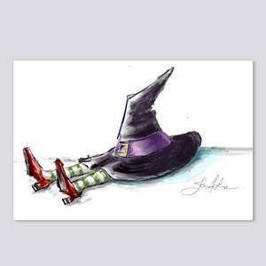 Shrunk Witch Postcards (Package of 8)