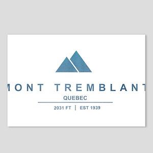 Mont Tremblant Ski Resort Quebec Postcards (Packag