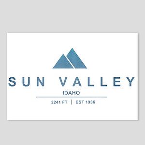 Sun Valley Ski Resort Idaho Postcards (Package of