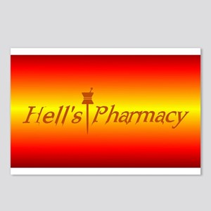 Hell's Pharmacy Postcards (Package of 8)