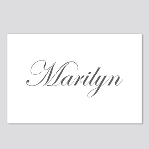 Marilyn-Edw gray 170 Postcards (Package of 8)