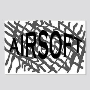 Airsoft Postcards (Package of 8)