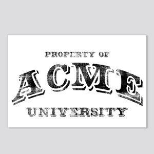 ACME University Postcards (Package of 8)