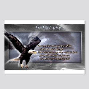 ISAIAH 40:31 Postcards (Package of 8)