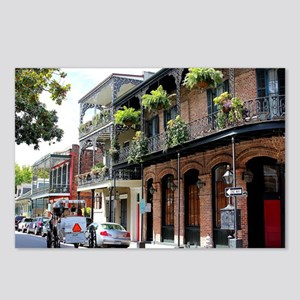 French Quarter Street Postcards (Package of 8)