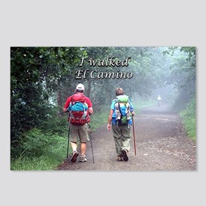 I walked El Camino, Spain Postcards (Package of 8)