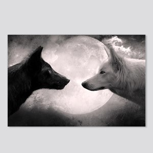 Best selling wolf Postcards (Package of 8)