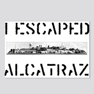I Escaped Alcatraz Postcards (Package of 8)