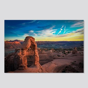 Utah Arches National Park Postcards (Package of 8)